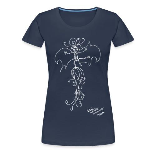 Blütenbestäuberich11/2016 - Frauen Premium T-Shirt
