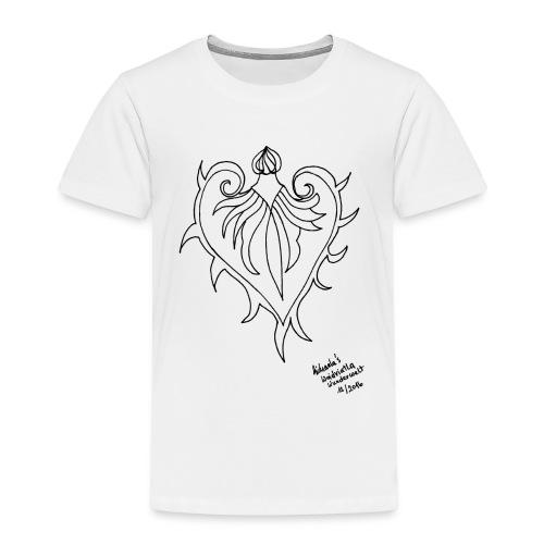 Blutherz 12/2016 - Kinder Premium T-Shirt
