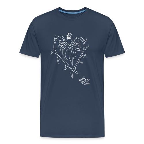 Blutherz 12/2016 - Männer Premium T-Shirt