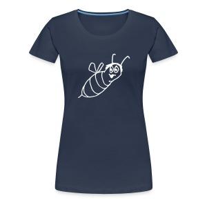 Beefreak Bee T-shirt Frauen - Frauen Premium T-Shirt