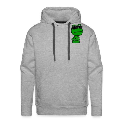 Qack-hoodie - Herre Premium hættetrøje