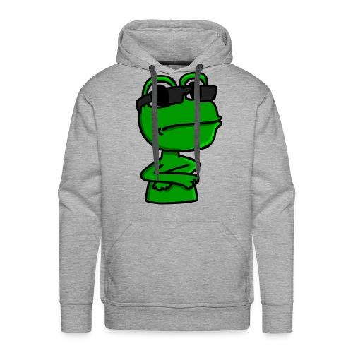 Qack-Hoodie-stor - Herre Premium hættetrøje