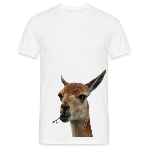 Vicuna Robber Monk T-Shirt - Men's T-Shirt