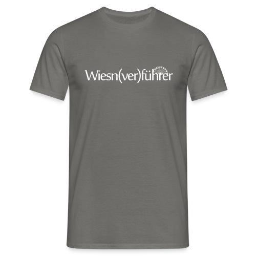 Shirt - Wiesn(ver)führer - Männer T-Shirt