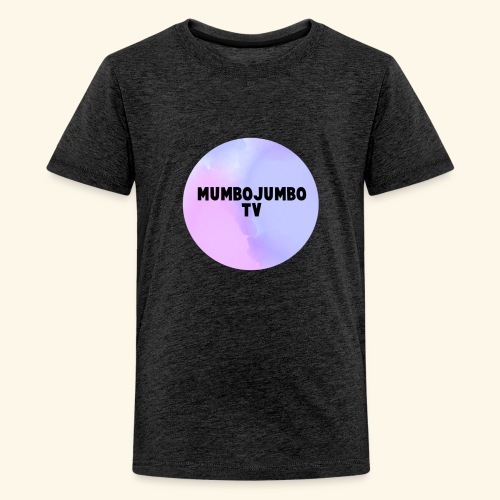 Teenage MumboJumbo TV Galaxy Premium T-Shirt - Teenage Premium T-Shirt