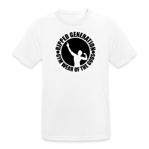 Miesten Tekninen T-Paita Ripped Generation - miesten tekninen t-paita