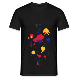 Tee-Shirt Homme - Paintball - T-shirt Homme