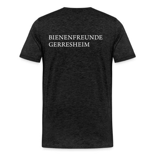 BFG-herren vorne hinten - Männer Premium T-Shirt