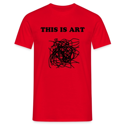 ART - Men's T-Shirt
