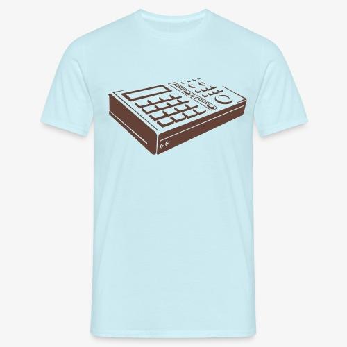 Drum Machine - Männer T-Shirt