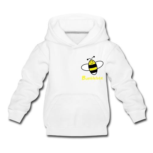 sweet enfant abeille - Pull à capuche Premium Enfant
