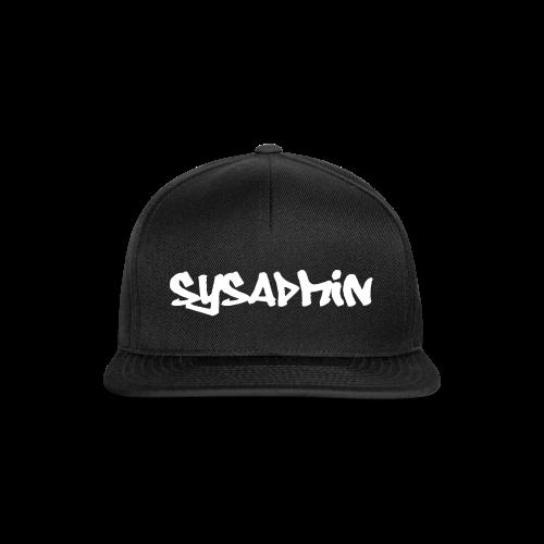 Cap mit Aufdruck SysAdmin - Snapback Cap
