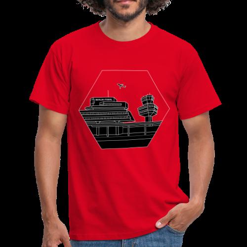 Flughafen Tegel TXL 2 - Männer T-Shirt