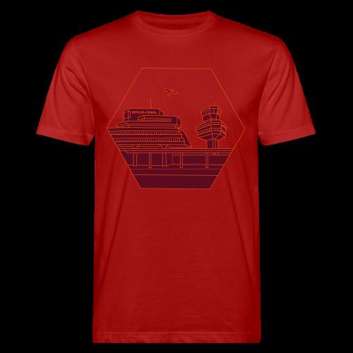 Flughafen Tegel TXL 2 - Männer Bio-T-Shirt
