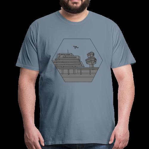 Flughafen Tegel TXL 2 - Männer Premium T-Shirt