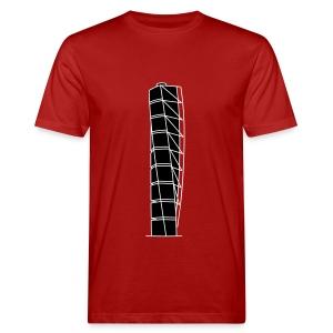 Turning Torso Malmö 2 - Männer Bio-T-Shirt