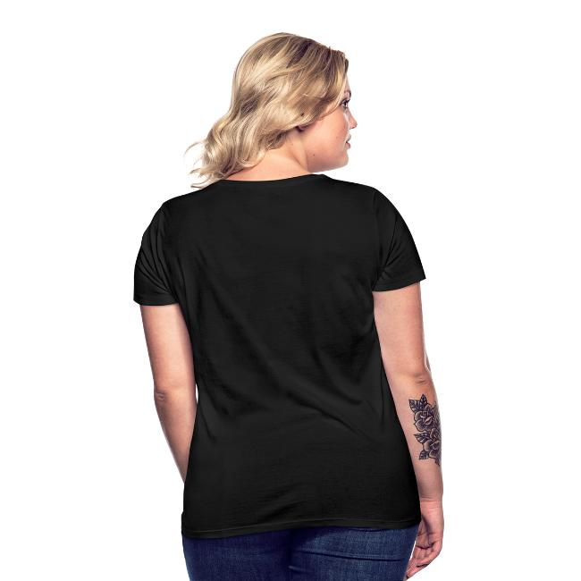 ERIK? (VITT) - t-shirt (dam)