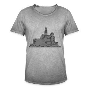 Marksburg 2 - Männer Vintage T-Shirt