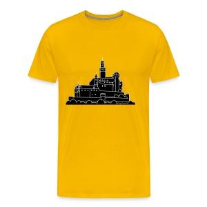 Marksburg 2 - Männer Premium T-Shirt