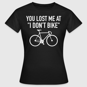 You Lost Me At  Camisetas - Camiseta mujer