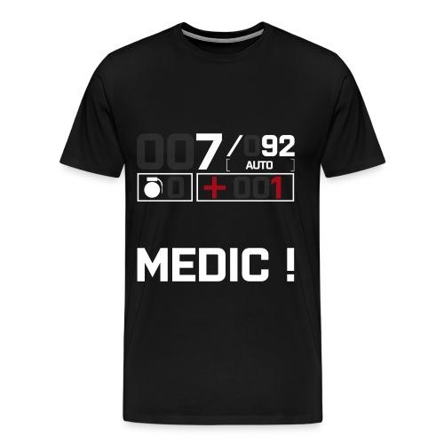 HUD - T-shirt Premium Homme