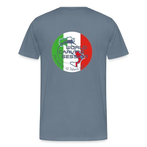 WCS-2017 Mens-Shirt - Männer Premium T-Shirt