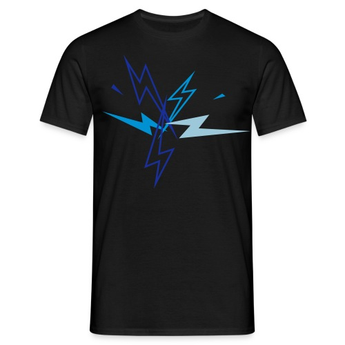 Lightning (2) - Mannen T-shirt