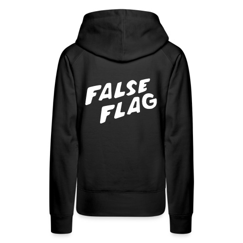 False Flag Graff Women - Women's Premium Hoodie