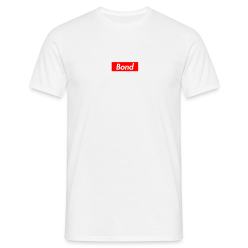 Bond Men's Red Label T-Shirt - Men's T-Shirt