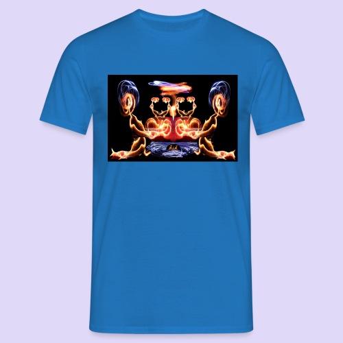 Amour d'aliens - T-shirt Homme