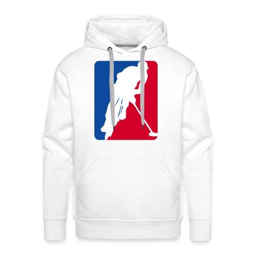 Bike Polo Sweatshirt - Sweat-shirt à capuche Premium pour hommes