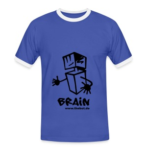 Männer AA Kontrast T-Shirt - Männer Kontrast-T-Shirt