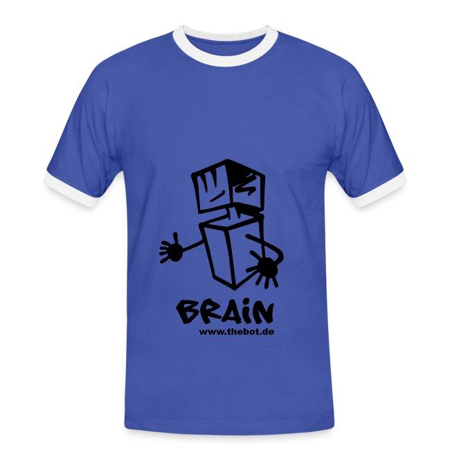 Männer AA Kontrast T-Shirt