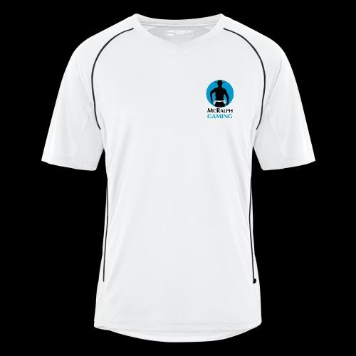 McRalph Gaming Fußball-Trikot - Männer Fußball-Trikot