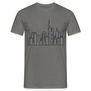 Frankfurt Skyline 2 - Männer T-Shirt