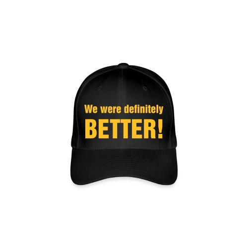FBA Cap - Flexfit baseballcap