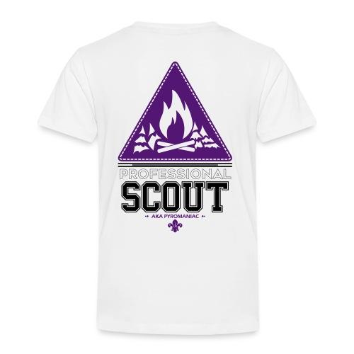 PYRO Purple - Kids - Kids' Premium T-Shirt
