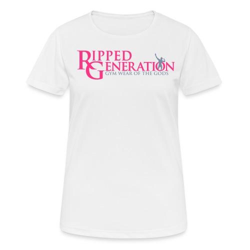 Naisten Tekninen T-Paita Ripped Generation - naisten tekninen t-paita