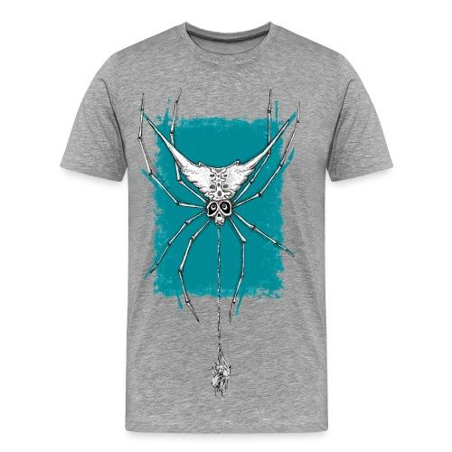 Skullspider 2 Men - Männer Premium T-Shirt