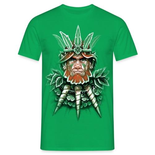 Wild Leprechaun - Men's T-Shirt