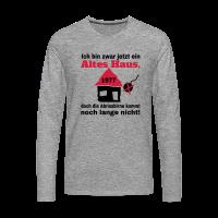 Altes Haus 1977 Langarmshirts