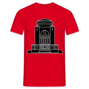 Planetarium Hamburg 2 - Männer T-Shirt