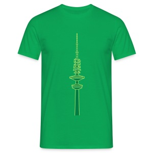 Hertz-Turm Hamburg 2 - Männer T-Shirt