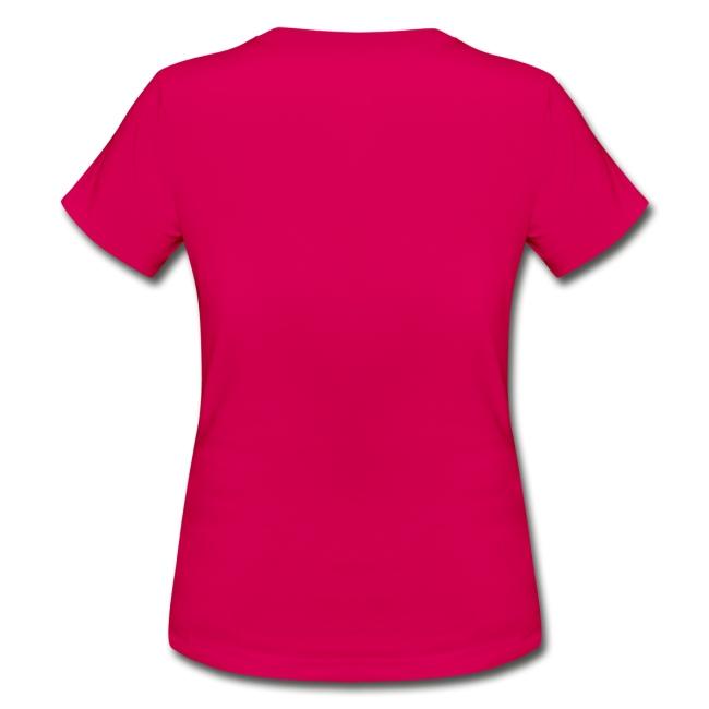 Hert vrouwen t-shirt