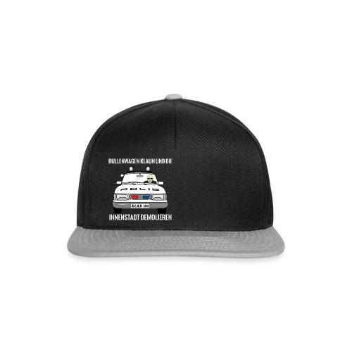Bullenwagen klaun - Cap - Snapback Cap