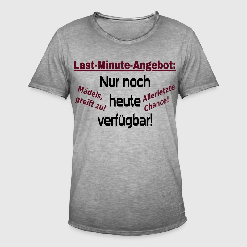 junggesellenabschied party spruch m nner vintage t shirt spreadshirt. Black Bedroom Furniture Sets. Home Design Ideas