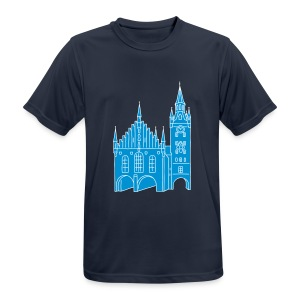 Altes Rathaus München 2 - Männer T-Shirt atmungsaktiv