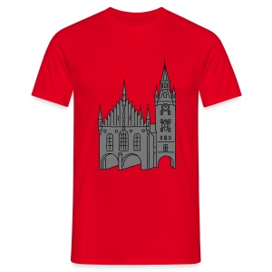 Altes Rathaus München 2 - Männer T-Shirt