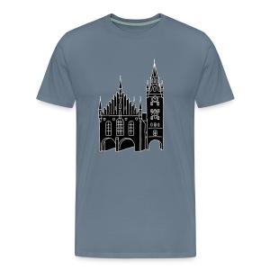 Altes Rathaus München 2 - Männer Premium T-Shirt