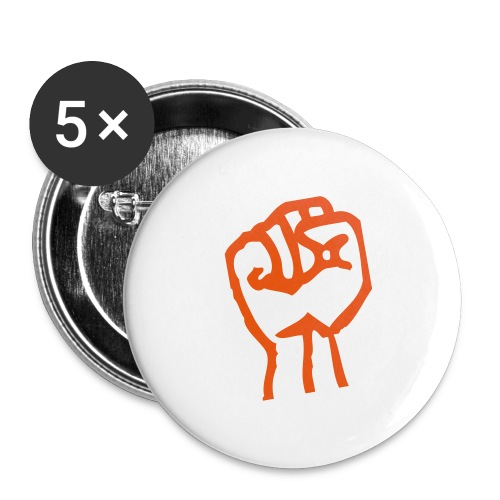 Lotta Popular - Buttons small 1''/25 mm (5-pack)